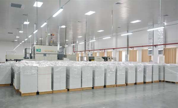 标准材料仓库